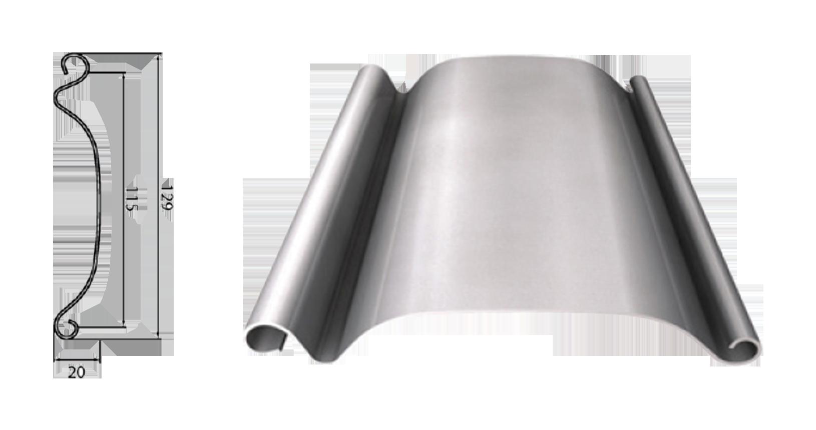 guney-kepenk-GC-115-galvanizli-celik-profili