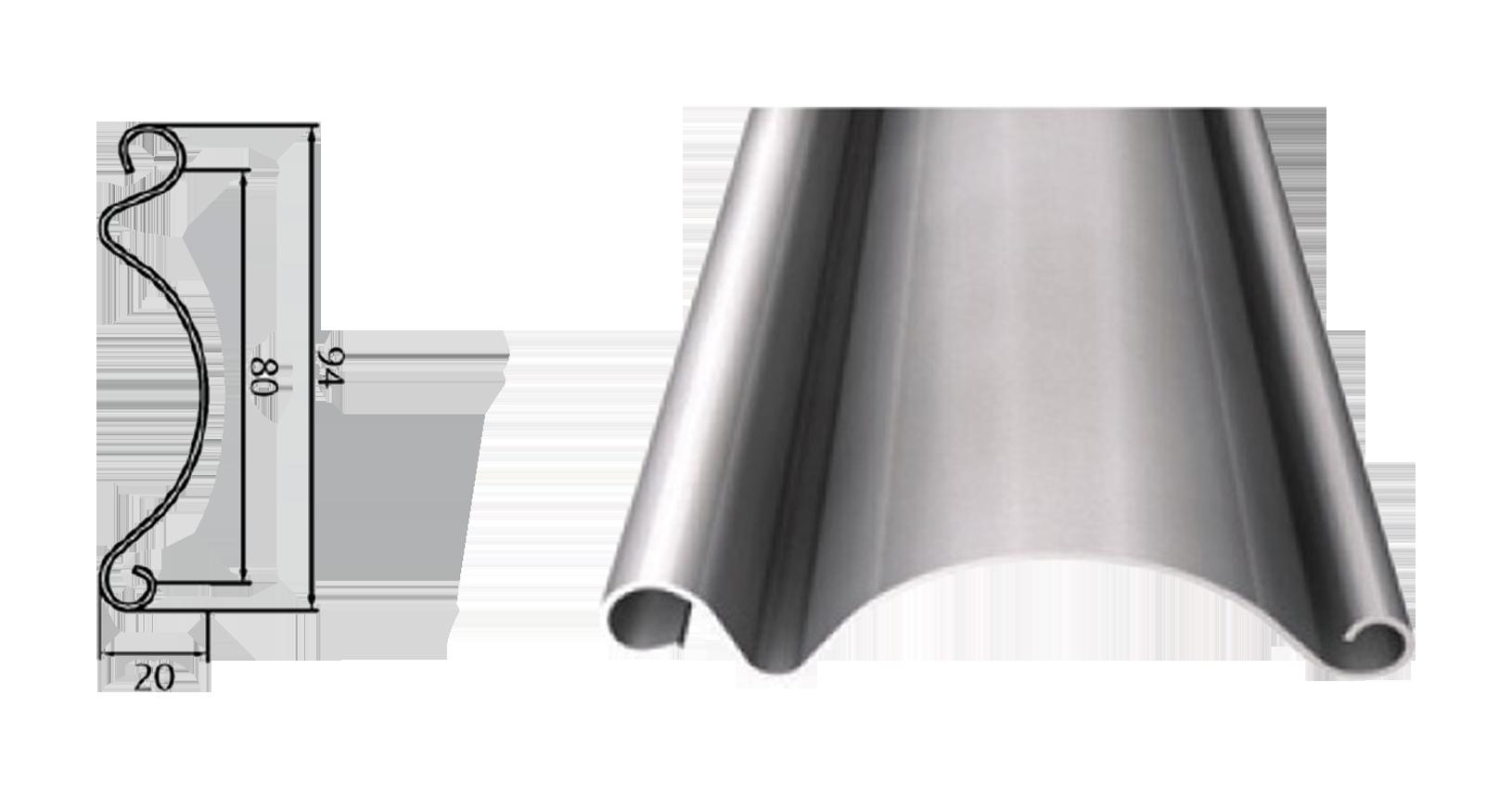 guney-kepenk-GC80-Galvanizli-celik-profili